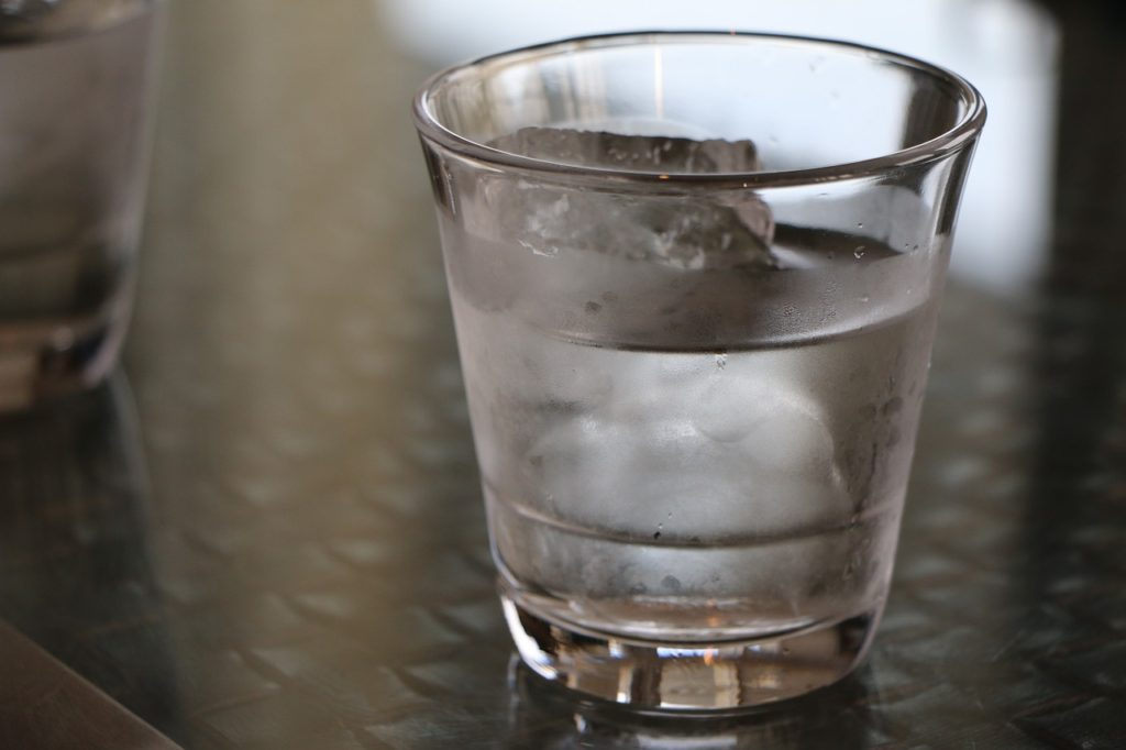 Does Vodka Freeze Mixed with Water?